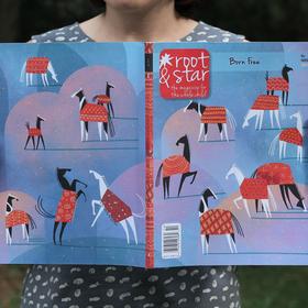 Обложка Root&Star Magazine