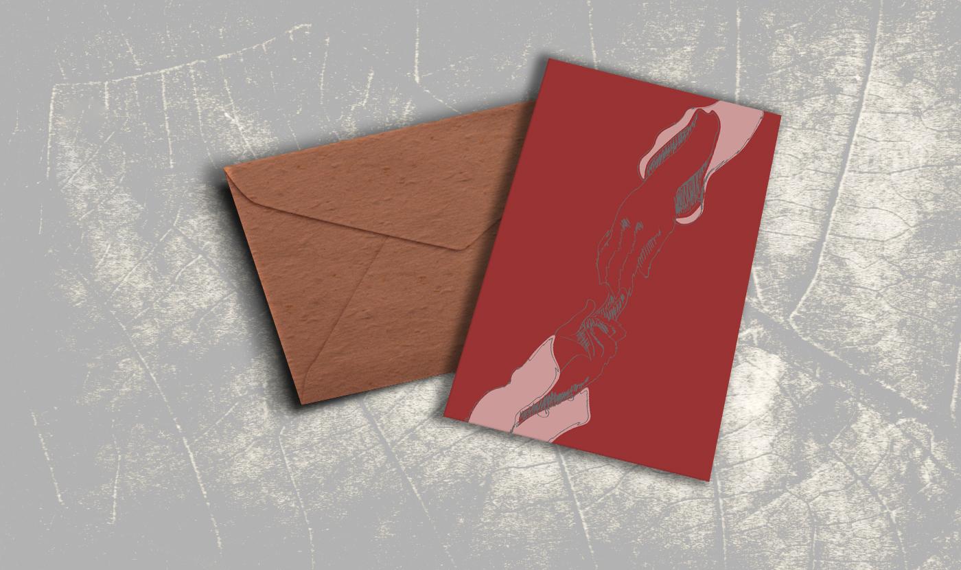 как сделать открытку в иллюстраторе невис