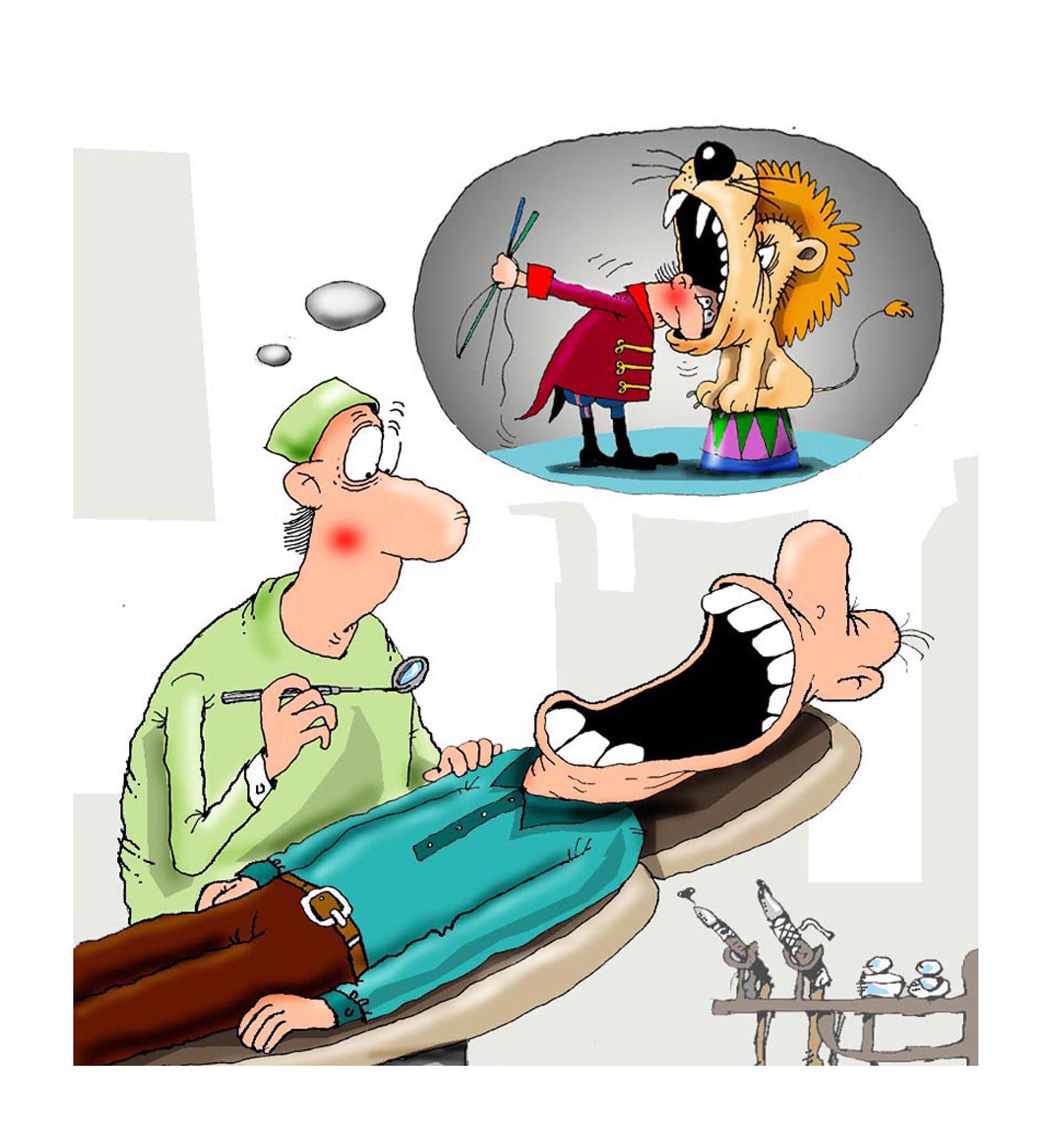 Картинки прикольные у зубного врача, чего нужна