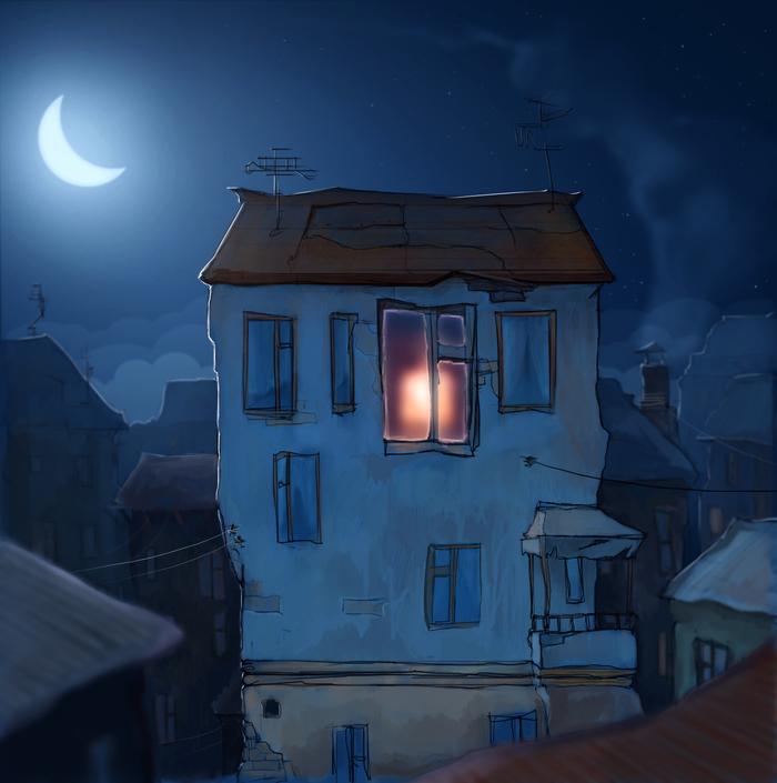 Егорке, спокойной ночи хороших снов картинки креативные