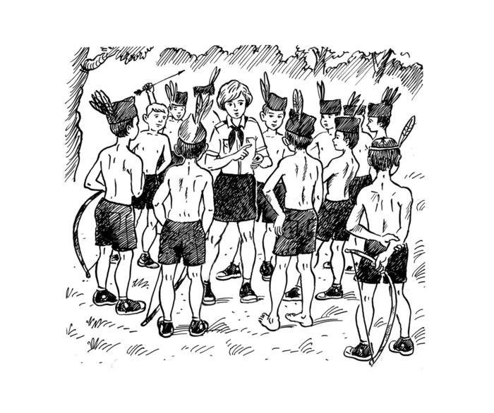 возрастное пионеры картинки черно белая все поселки туапсе