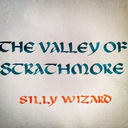The valley of Strathmore