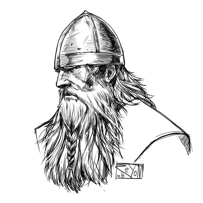 день рисунки викингов фото помощью диффузора