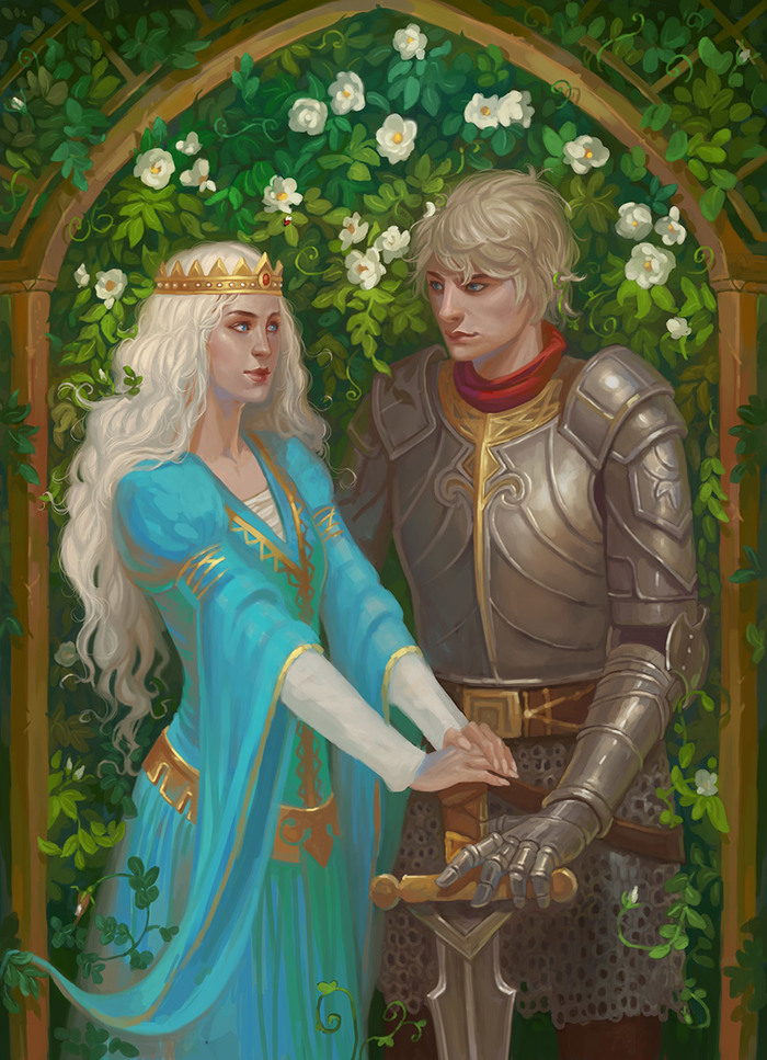 the reasons for the fighting in the case of lady guinevere and arthur In the king's absence mordred seduced guinevere, declared himself king, and took her as his own queen, forcing arthur to return to britain and fight mordred at the battle of camlann.