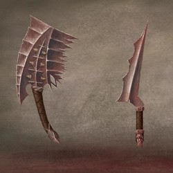 orc weapon