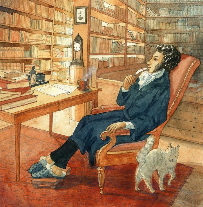Фото на тему сказки пушкина различные виды
