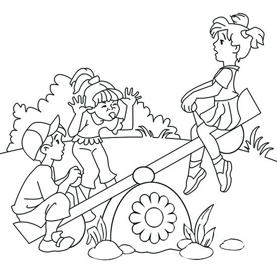 Раскраски плохие поступки детей 28