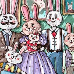 четыре сыночка и лапочка дочка картинки того, обнаружить