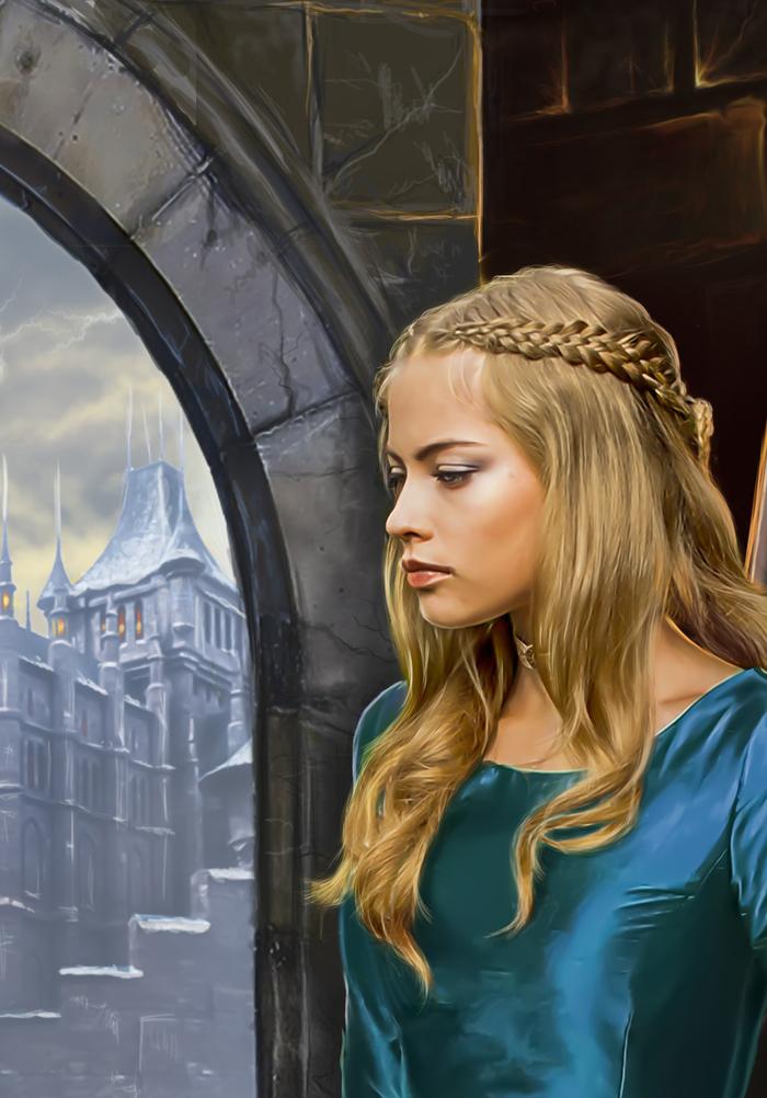 Принцессы средневековья картинки