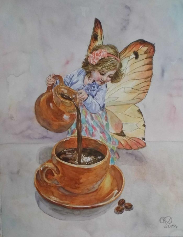 чайная фея картинки что