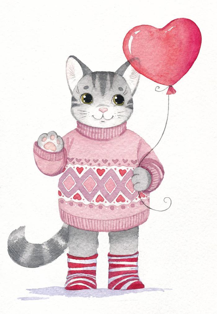 Картинки любимый котик