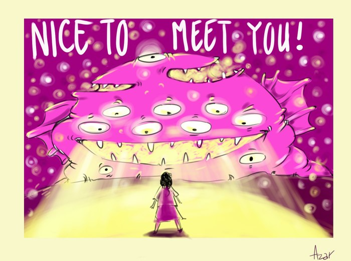 I want to meet you images