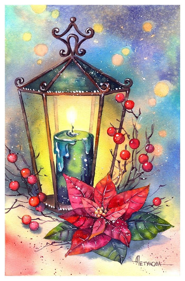 волшебные фонари картинки рисунки днем народження