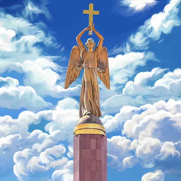 Картинки ангела хранителя в ставрополе