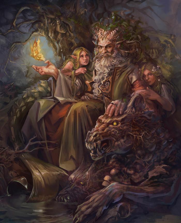 натирали картинка это ты в лесу царь красивые