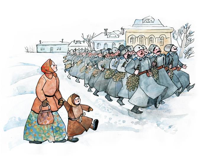 Иллюстрации к рассказу гриша чехова