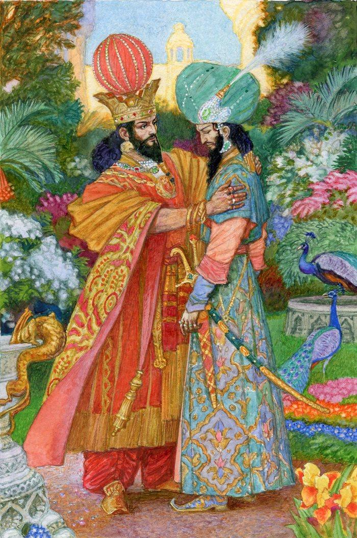 Султан шахриар картинки