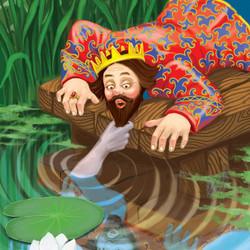 В гостях у царя берендея сценарий