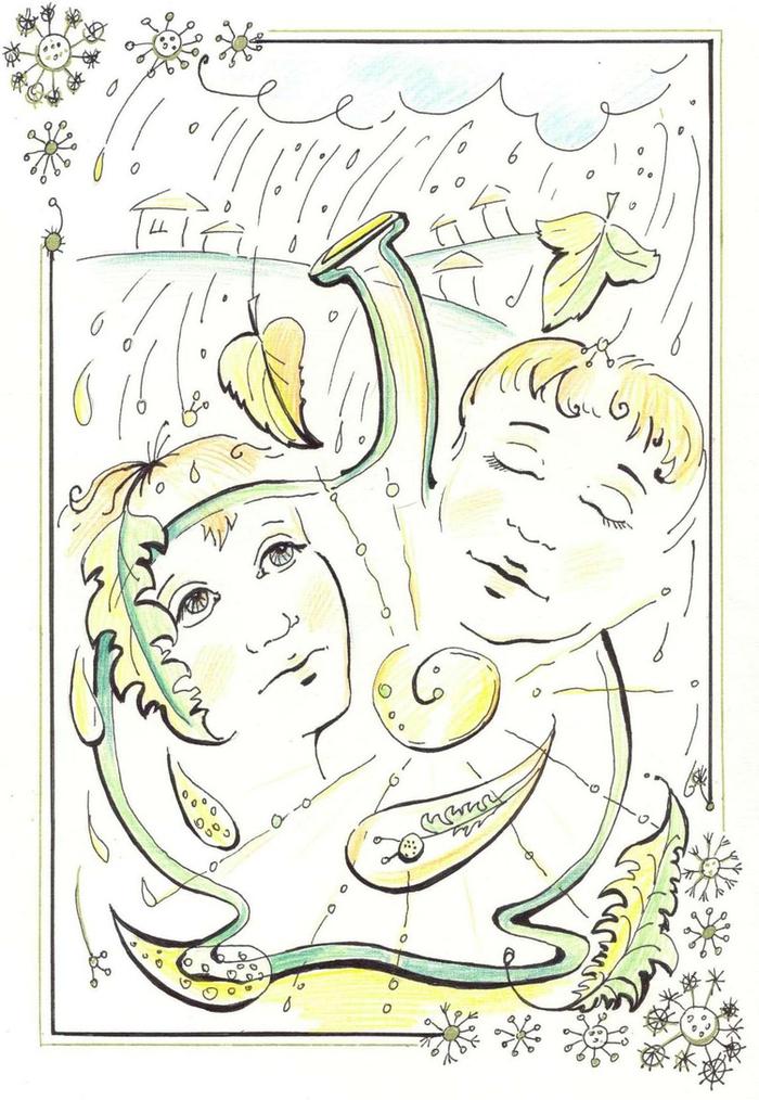 вино из одуванчиков иллюстрации к книге набрала вес