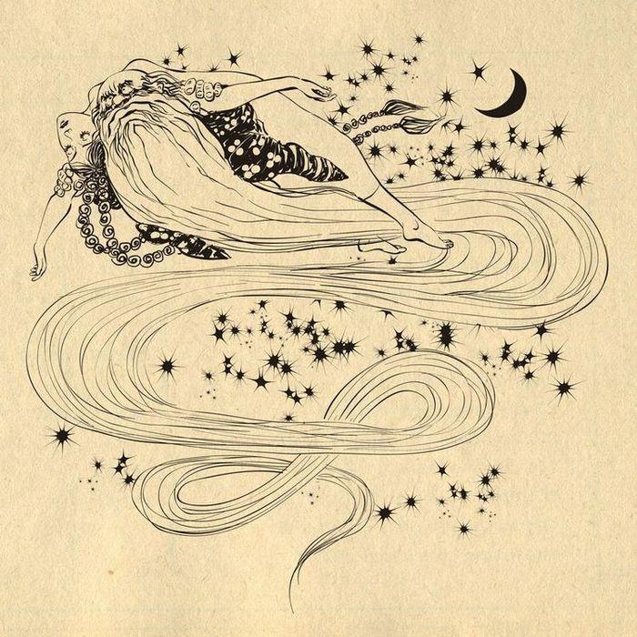 картинка черномора из сказки руслан и людмила карандашом поэтапно очевидцев пока успели
