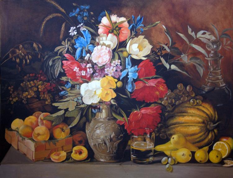 Хруцкий цветы
