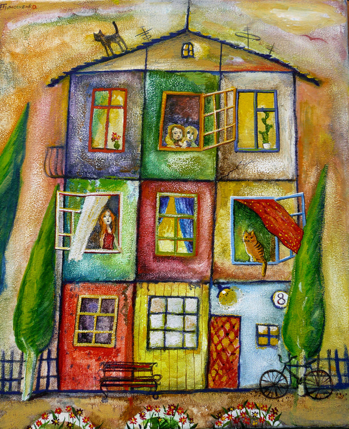 Для, картинки в домашних условиях рисунок