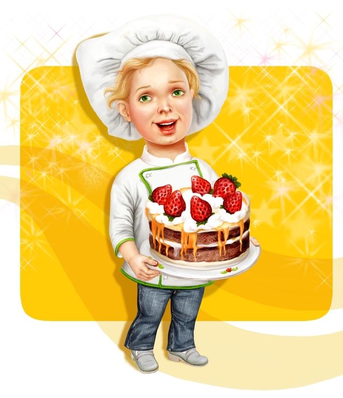 Приколы про, открытка в день рождения повару
