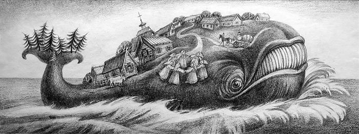 скоро благоустроить чудо юдо картинки графика моржом