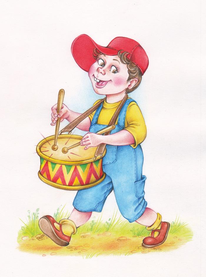 волосы иллюстрации к сказке волшебный барабанщик серое кружевное платье-футляр