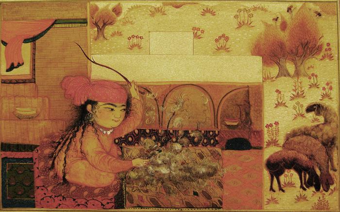 Мастер Али Казахская Сказка С Картинками
