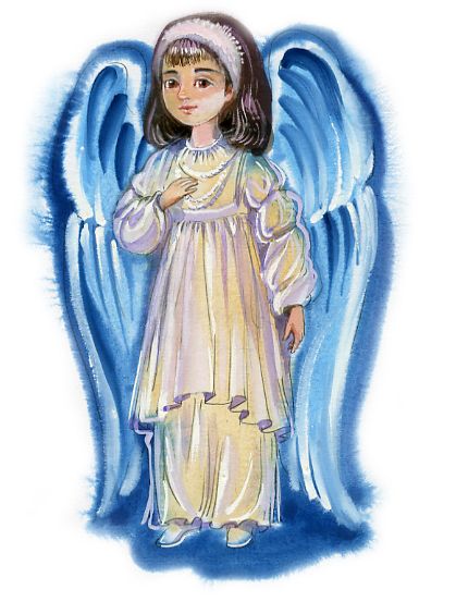 Марта, изображение ангелов в православии картинки