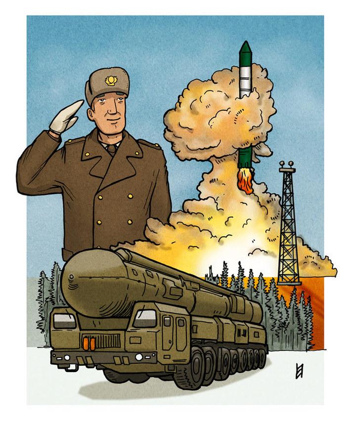 Смешные картинки про ракетчиков