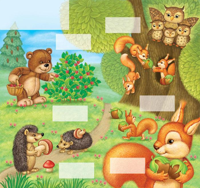 математика картинки животных подразумевает использование