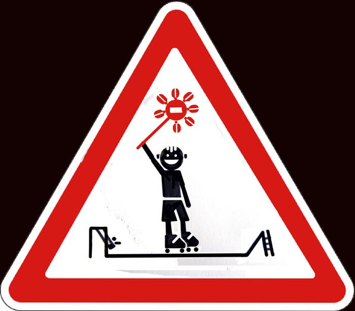 Приколы знаки дорожного движения в картинках, дню