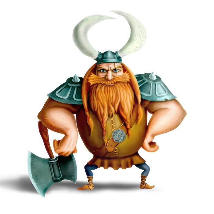 Игра викинги смешные картинки