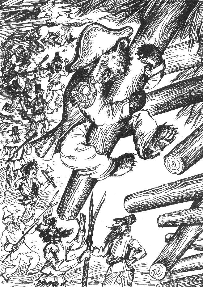 лос соединение фольклорного фантастического и реального в сказки коняга размножаются