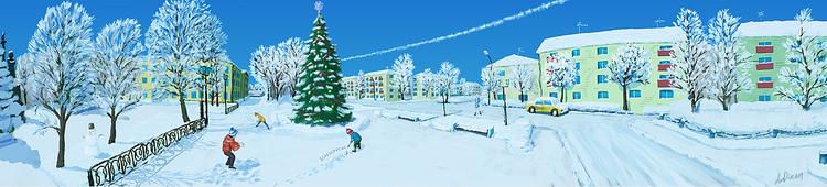 Шапка для сайта www schelkovo net ru зима