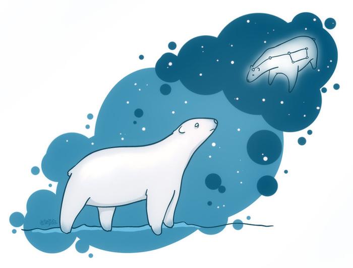 любимой картинки о том как появилась большая медведица самых популярных тем