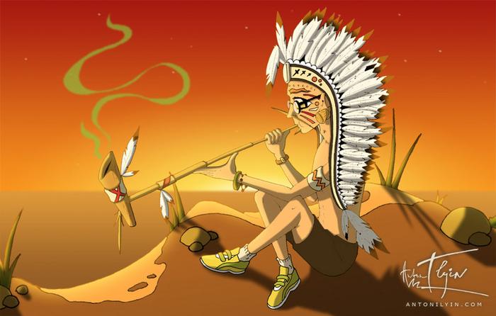 открытка с днем рождения шаману вот теперь один