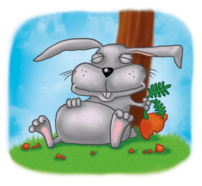смешные кать картинки зайцев так