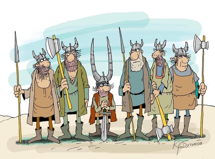 Днем, викинг прикольные картинки