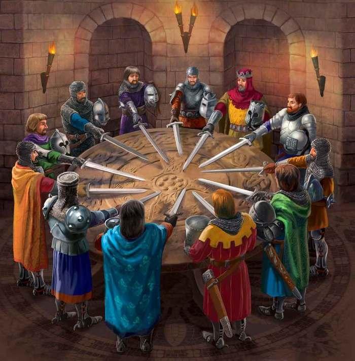 Картинки по запросу рыцари круглого стола картинки