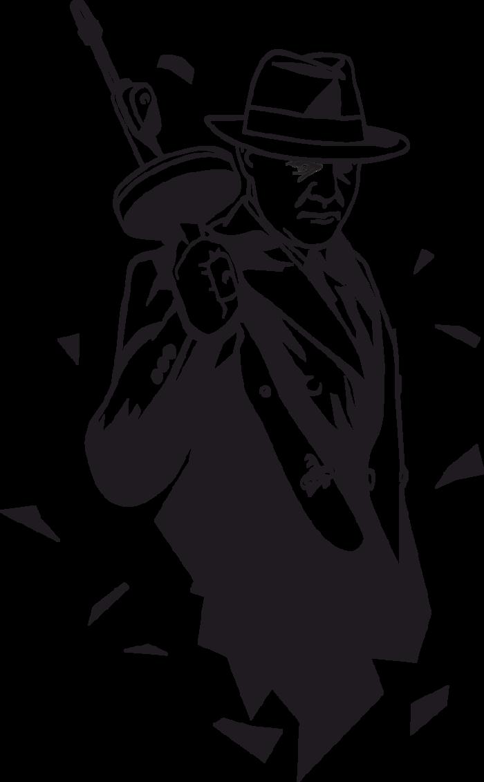 Черная мафия из картинка