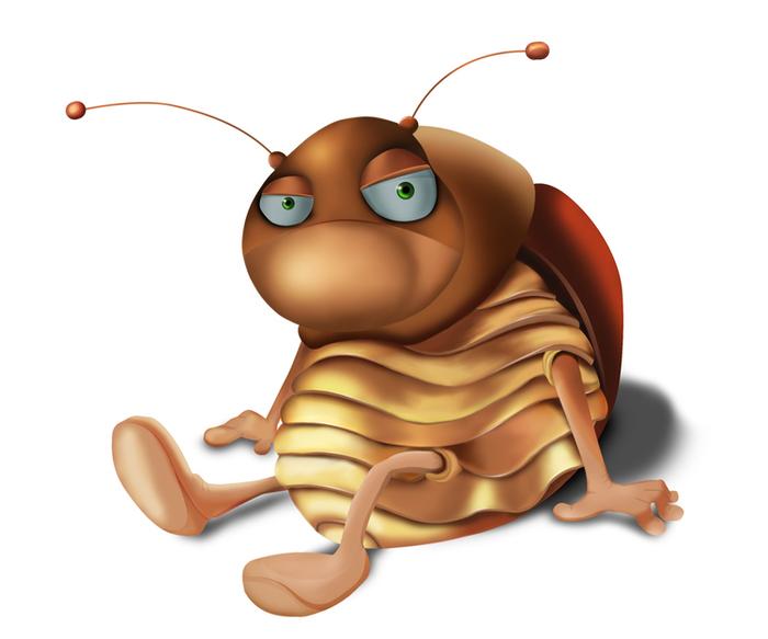 Тараканы открытки