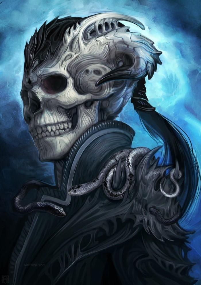 Крутые картинки скелетов, тете юбилеем картинках