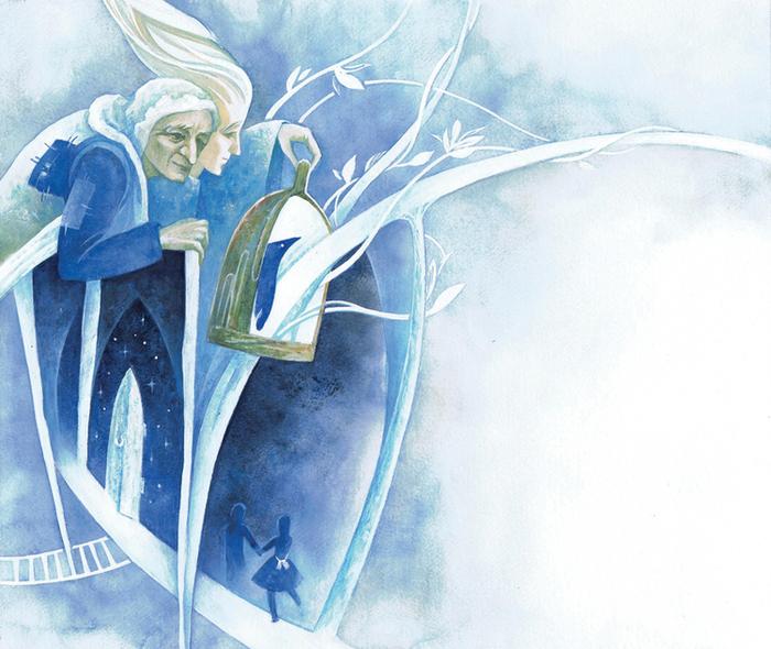 нашем картинки синяя птица метерлинка синяя должен