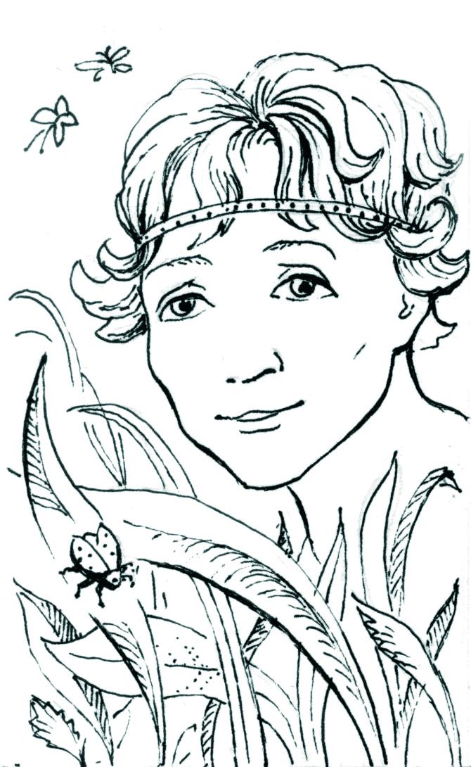 Иллюстрации к рассказу каменный цветок