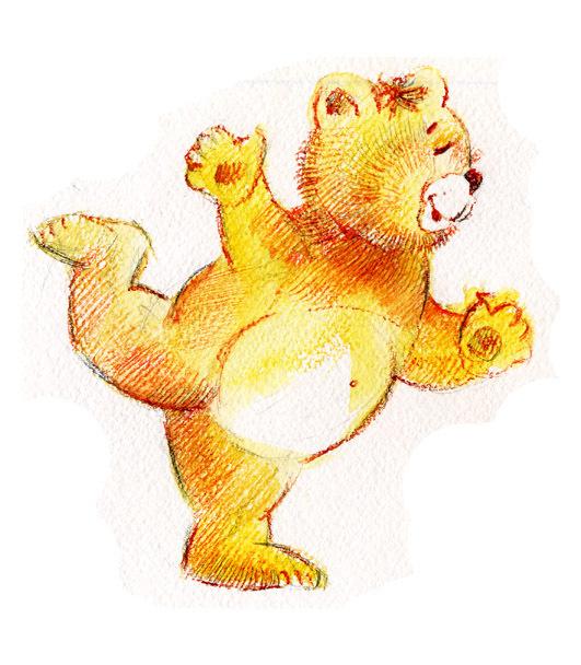 новой квартире картинка марширующий медвежонок приготовить рагу