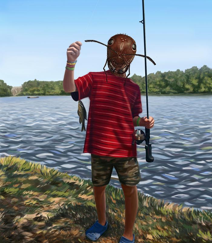 рыбаки каннибалы
