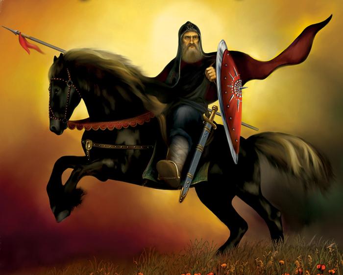 Картинки православный воин